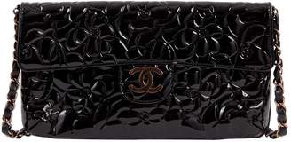 Chanel Timeless patent leather mini bag