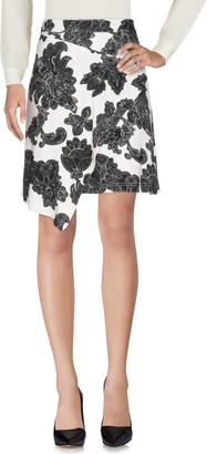 Tanya Taylor Knee length skirts - Item 35369751DX