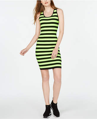 Michael Kors Striped Tank Dress