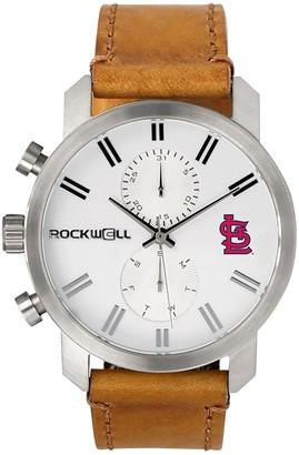 Rockwell Men's St. Louis Cardinals Apollo Chronograph Watch
