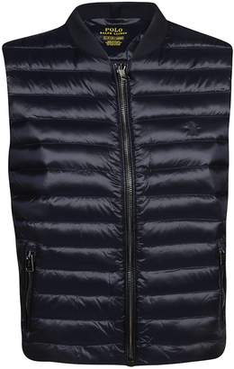 Ralph Lauren Polo Zip Padded Gilet