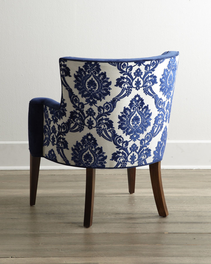 "Haute House Tiffany"" Damask Chair"