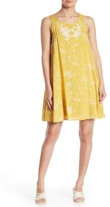 Taylor & Sage Floral Embroidered Sheath Dress