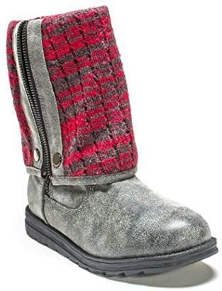 Muk Luks Women's Demi Marl G Winter Boot