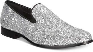 INC International Concepts I.n.c. Men's Triton Glitter Smoking Slippers