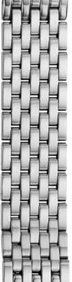 Michele Stainless Steel 18mm Bracelet Strap