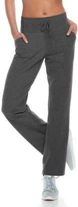 Tek Gear Petite Patch Pocket Sweatpants