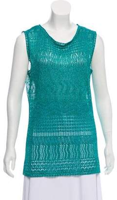 Missoni Sleeveless Knit Top w/ Tags