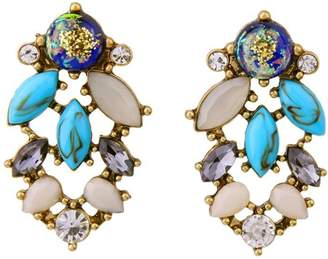 galys fashion house Alice Statement Earrings