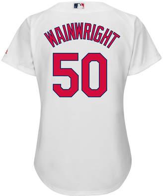 Majestic Women's Adam Wainwright St. Louis Cardinals Cool Base Jersey