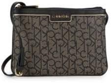 Calvin Klein Hudson Monogram Crossbody Bag
