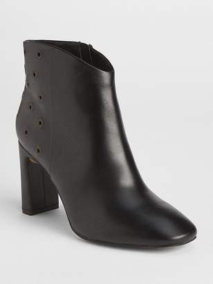 Gap High Heel Western Booties