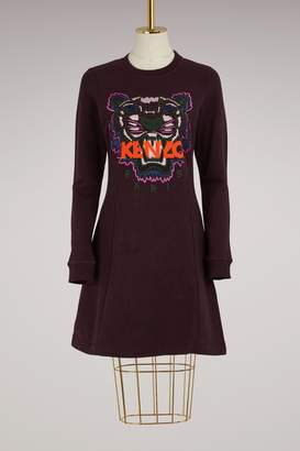 Kenzo Tiger Fit and Flare Dress