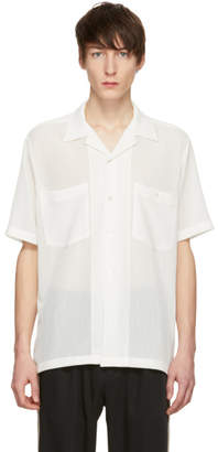 Cmmn Swdn White Dexter Shirt