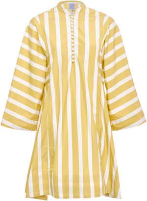 Thierry Colson Rachel Nautical Striped Cotton Mini Kurta