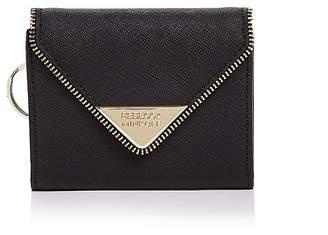 Rebecca Minkoff Molly Metro Saffiano Leather Card Case