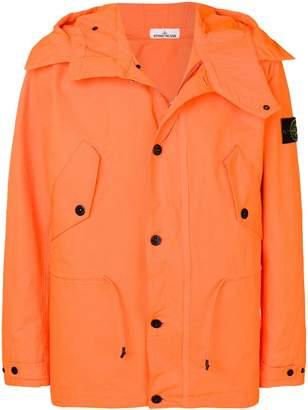 Stone Island lightweight rain jacket