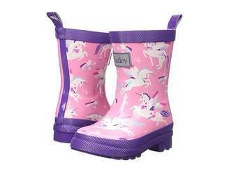 Hatley Rainbow Unicorns Rain Boots (Toddler/Little Kid)