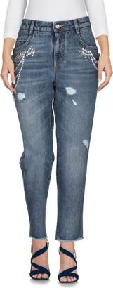 Ermanno Scervino Denim pants - Item 42688492XS