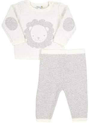 Barneys New York Infants' Lion Sweater & Pant Set