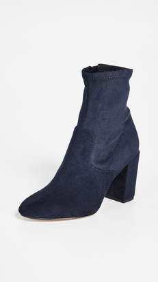 Rebecca Minkoff Gianella Block Heel Booties