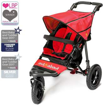 N. Out About Nipper Single V4 Pushchair