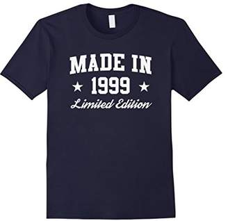 Made in 1999 Limited Edition - Birthday Gift T-shirt