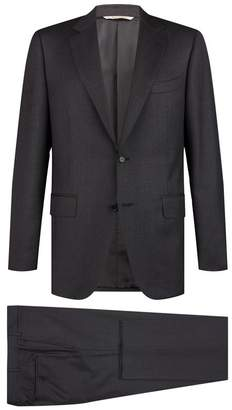 Canali Birdseye Two-Piece Suit