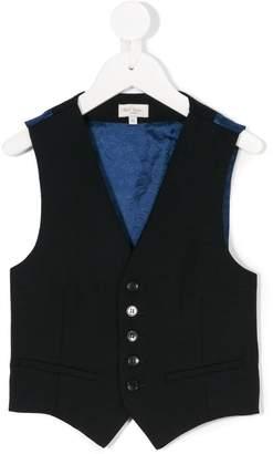 Paul Smith welt pockets waistcoat