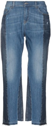 Liu Jo Denim pants - Item 42711038VT