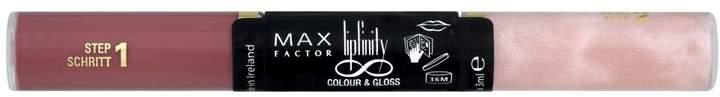 Max Factor Lipfinity Color and Gloss-# 530 Luminous Petal for Women