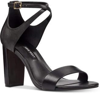 Nine West Nunzaya City Sandals Women's Shoes