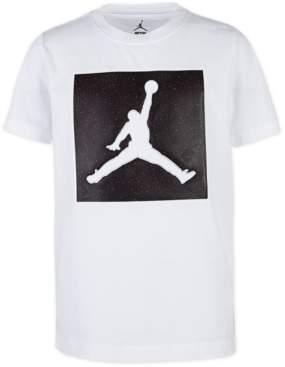 best service 40b29 fedb7 Jordan Little Boys Jumpman-Print Cotton T-Shirt