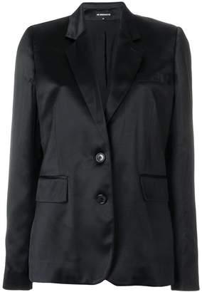 Ann Demeulemeester Blanche button front blazer