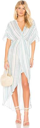 Show Me Your Mumu Get Twisted Maxi Dress