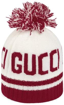 Gucci Kids Children s wool jacquard hat 9f9312cb5631
