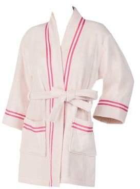 Kate Spade Short Cotton Robe