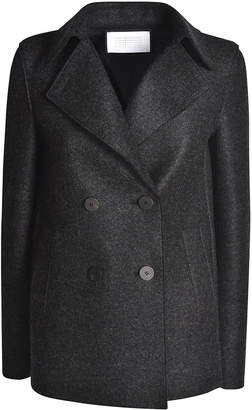 Harris Wharf London Classic Pea Coat