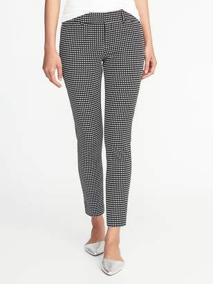 11a3359a11eda1 Old Navy Mid-Rise Pixie Ankle Pants for Women