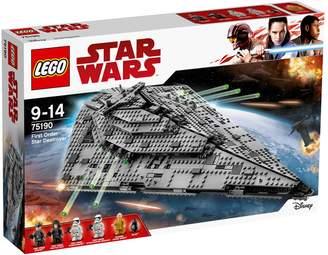 Lego First Order Star Destroyer
