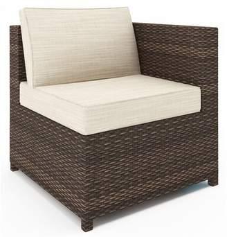 Borealis Outdoor Wicker Chair with Cushions Borealis