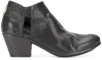 Officine Creative giselle woven ankle boots