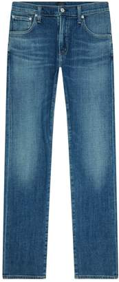 Citizens of Humanity Aurora Fade-Effect Skinny Jeans