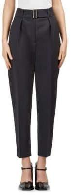 Kenzo Carott High-Rise Pants