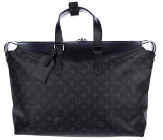 Louis Vuitton 2016 Monogram Eclipse Voyager Travel