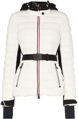 Moncler Bruche belted ski jacket