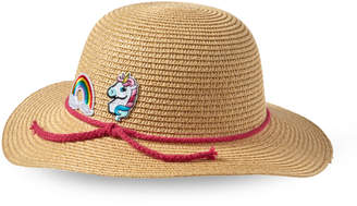 Marcus Collection Adler (Girls 4-6x) Patch Floppy Hat