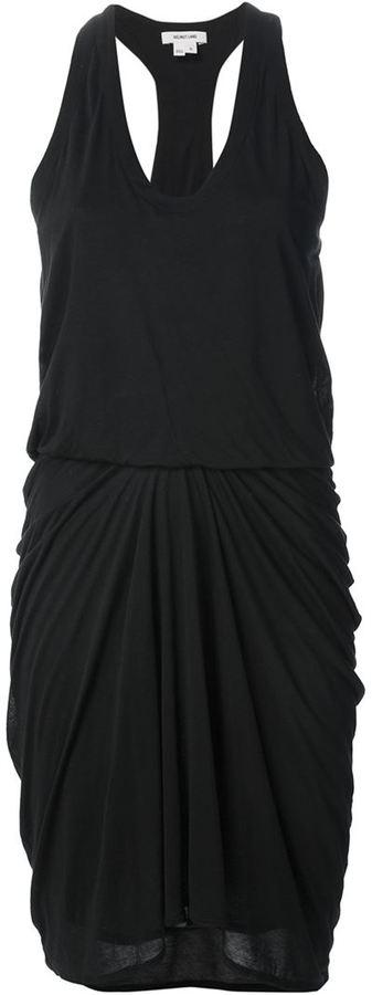 Helmut Lang light dress