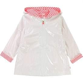 Billieblush Billie Blush Capsule Ivory Rain Coat(8-12 Years)