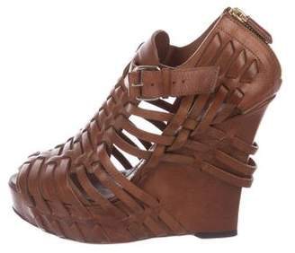 Givenchy Corinne Wedge Sandals